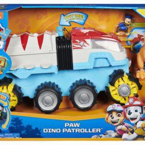 paw patrol dino rescue