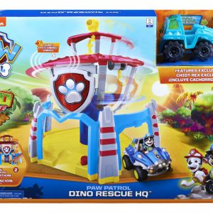 PAW Patrol Dino Rescue-Headquarters Playset