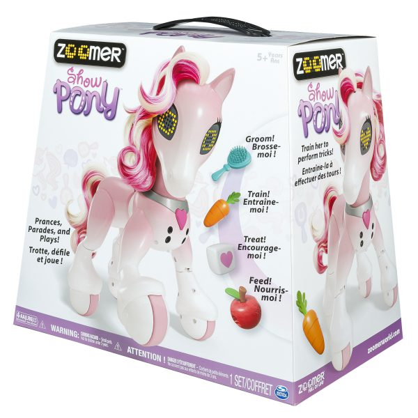 zoomer pony-tem haar schattigheid