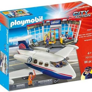 playmobil 70114 de grote luchthaven