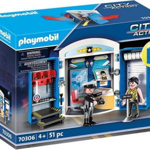playmobil politiestation
