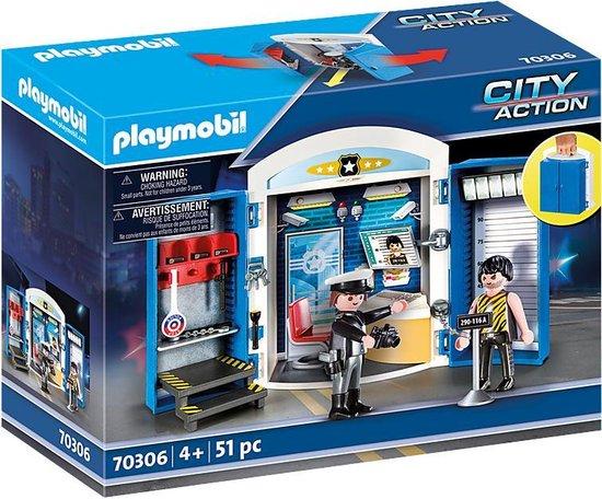 playmobil politiestation