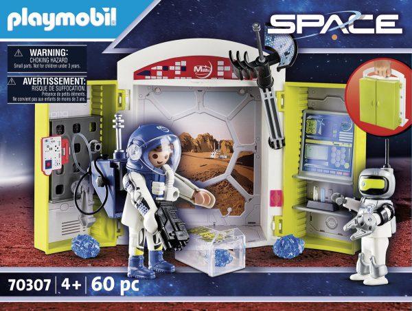 space astronaut ruimtestation speelbox