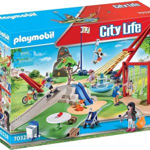 playmobil speelpark