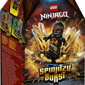 lego ninjago Spinjitzu Burst - Cole