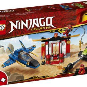 lego ninjago Storm Fighter gevecht