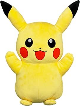 pluche pikachu pokemon 40cm
