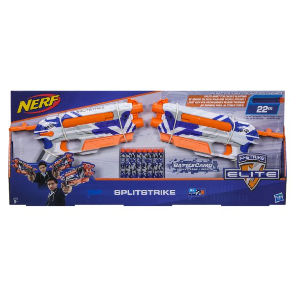 NERF N-STRIKE SPLITSTRIKE BATTLE CAMO