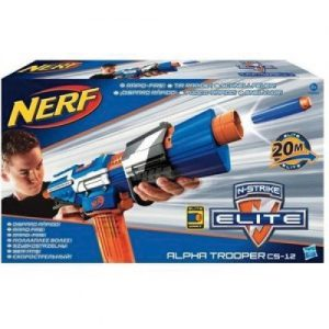 NERF N-STRIKE ELITE ALPHA TROOPE