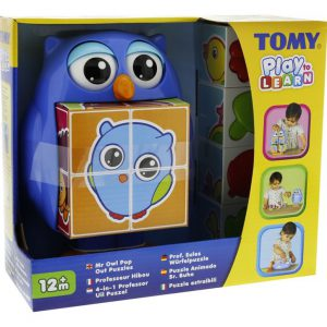 tomy owl pop 4 in 1