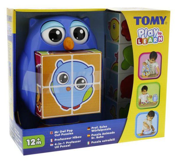 tomy owl pop 4 in 1