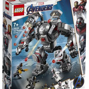 lego  Avengers - War Machine Buster