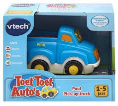 Toet Toet Auto's Paul Pick-up truck 1-5 Jaar