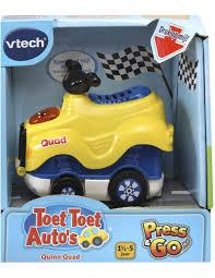 Toet Toet Auto's Quin Quad 1-5 Jaar