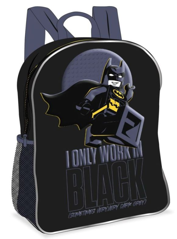 batman backpack lego