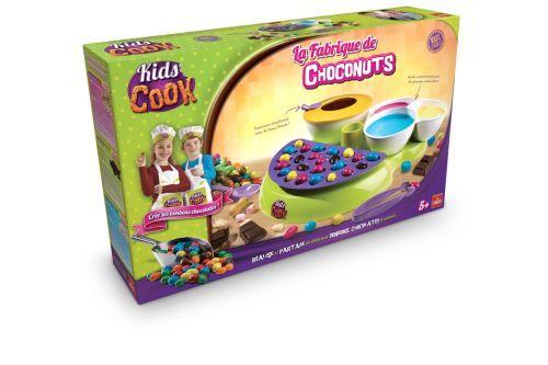 maak en deel heerlijke bonbon chocolade in overvloed