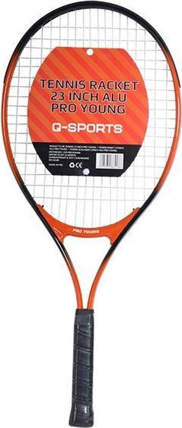 Tennis raket 23inch alu pro young