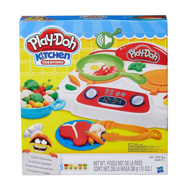 creatief play doh kitchen keuken