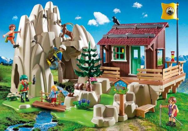 playmobil action bergbeklimmers