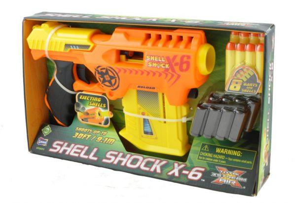 boys shell shock pistool