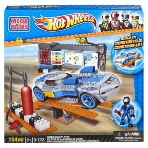 HotWheels, Speed Race Pit Stop. Build it!