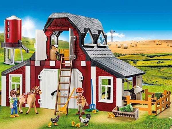 playmobil  grote boerderijset