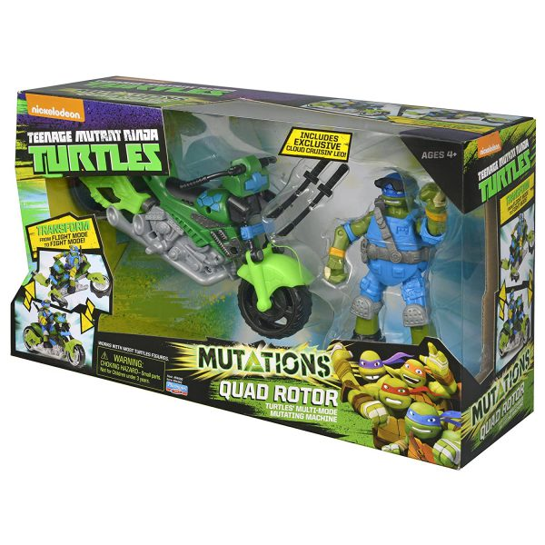 boys ninja turtles vehicle quad rotor