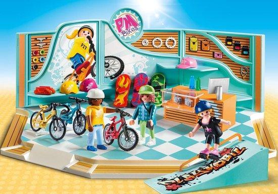fiets en skate winkel
