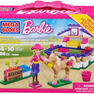 Barbie, Build 'n Play Pony care
