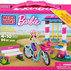 Barbie, Build 'n Play Fab park