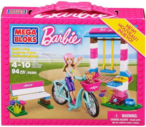 Barbie, Build 'n Play Fab park