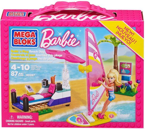 Barbie, Build 'n Play Beach day