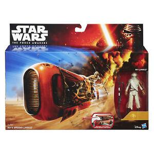 star wars rey speeder (Jakku)