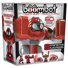 Boombot the extremehumanoid robot