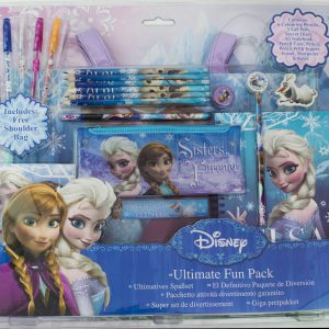 frozen ultimate fun pack stationary