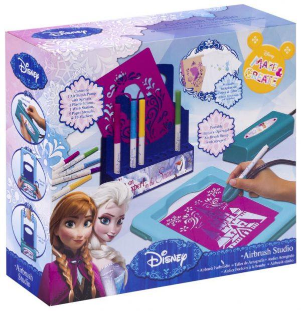 frozen airbrush studio