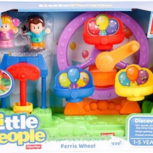 fisher price little people ferris wheel