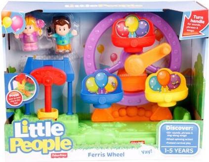 fisher price little people ferris wheel