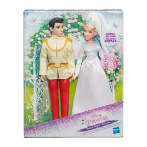 pop disney princess Assepoester hasbro