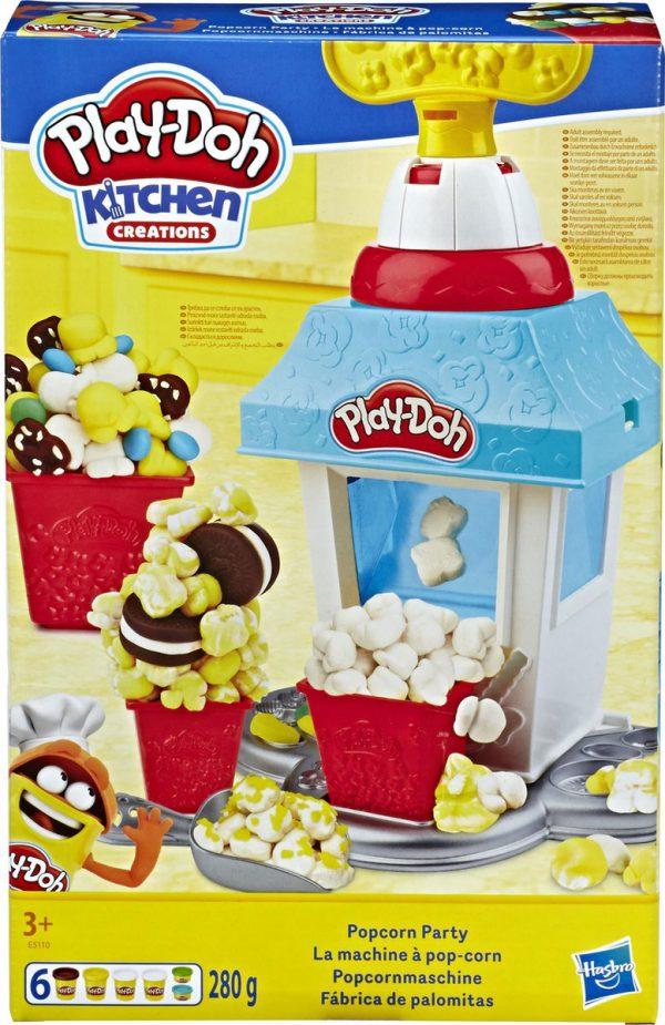 play doh popcorn machine