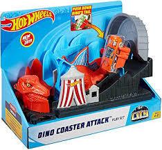 dino caoster attack
