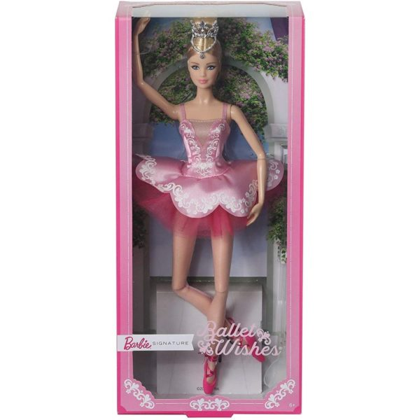 Barbie Signature Ballet Wishes