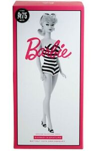 Barbie genuine silkstone body