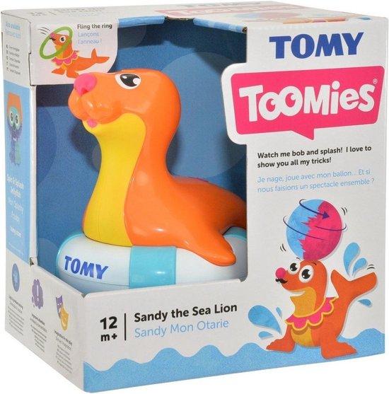 Sandy the sea lion