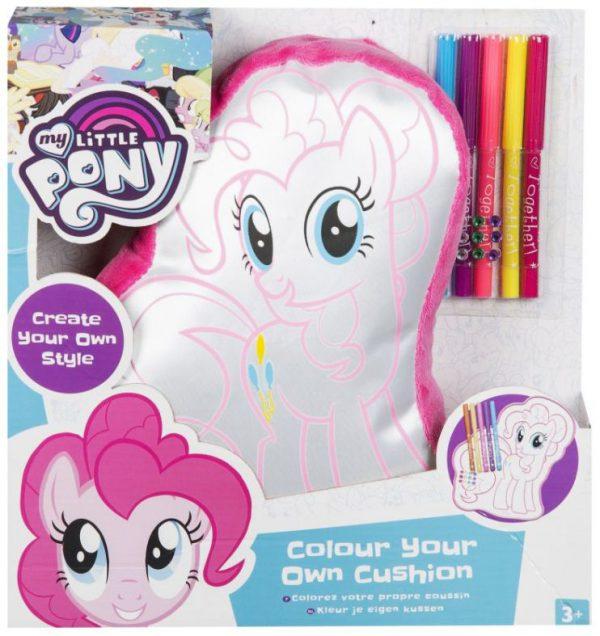 my little pony kleur je eigen kussen