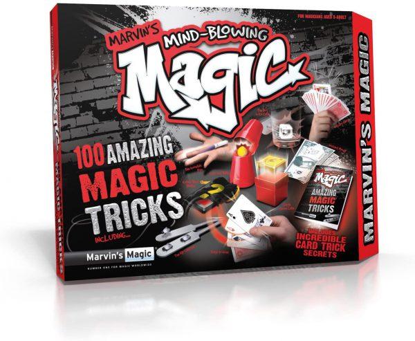 spel magic 100 tricks