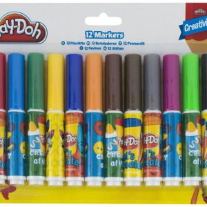 creatief play doh 12 markers