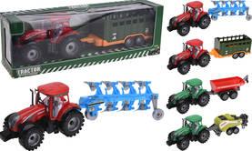 traktor+aanhang