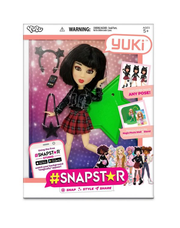 snapstar yuki