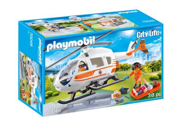 eerste hulp helicopter